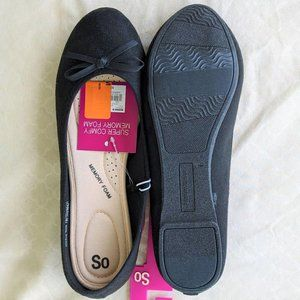 SO Shoes - SO Boat Women's Ballet Flats 9 (NWT)